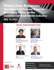 May 18th Zoom Presentation with CCIM @ Louisville | Kentucky | United States